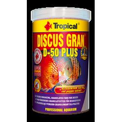 TROPICAL Discus D-50 Plus Granulado