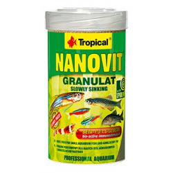 TROPICAL Nanovit Granulat