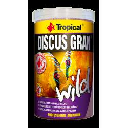 TROPICAL Discus Wild Granulado