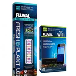 PACK FLUVAL LED FRESH&PLANT 2.0 + Fluval Wifi - 120cm
