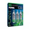 Fluval Botija CO2 3 x 95gr