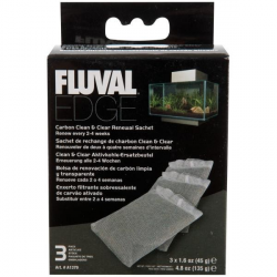 fluval edge Carvao