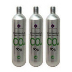 Aquati Nature 3 Recargas CO2 95gr