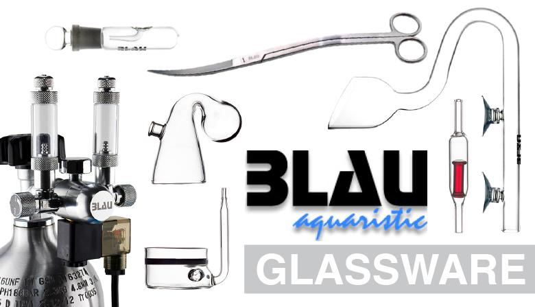 Blau-aquaristic Glassware