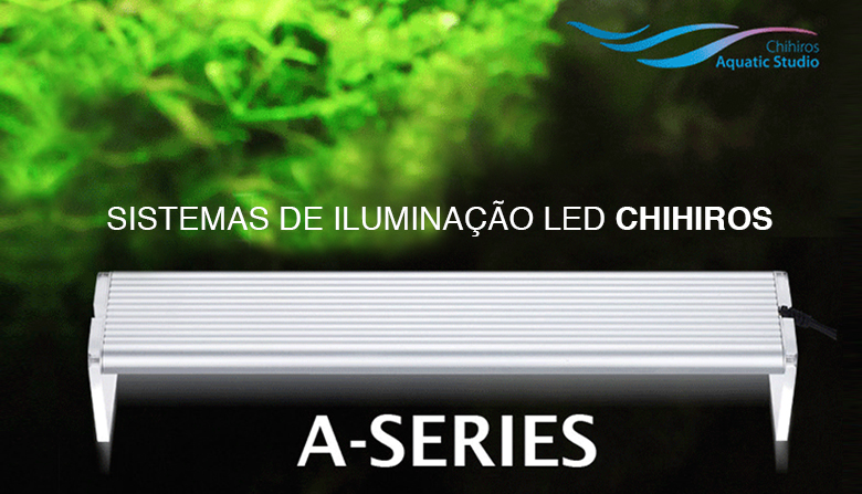 Sistemas de Iluminação Chihiros